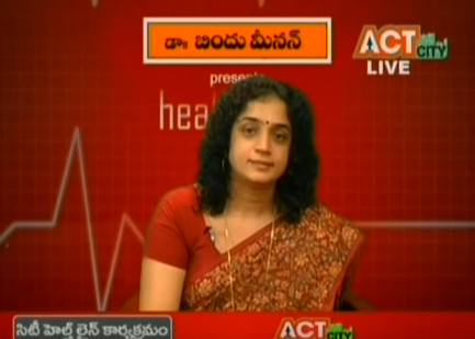 Live Interview on ACN Channel