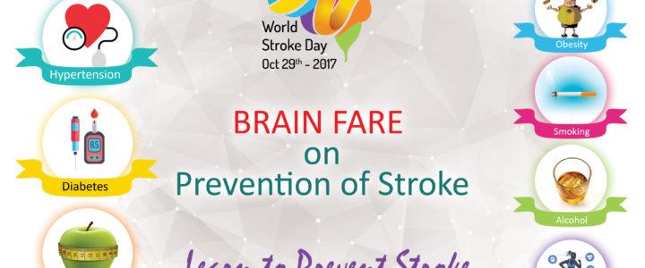 Brain Fare on Prevent Stroke
