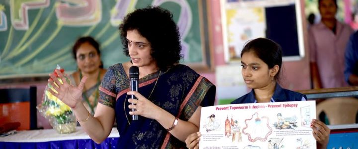Awareness programme at Vowel High School-01-09-2018