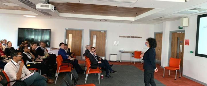 lecture at the Walton Centre- Excellence in Neuroscience.Liverpool UK.