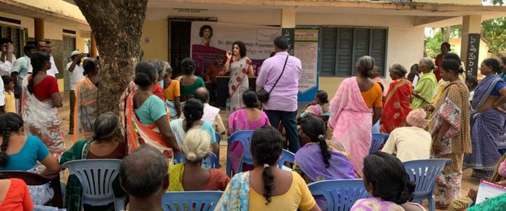 NEUROLOGY ON WHEELS at Village Varagali. Chillakur Mandal