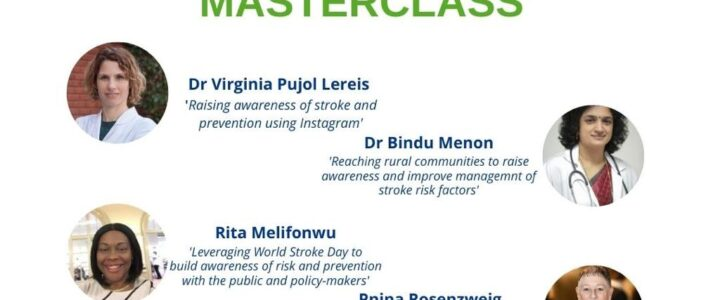 World Stroke Day Master Class Webinar