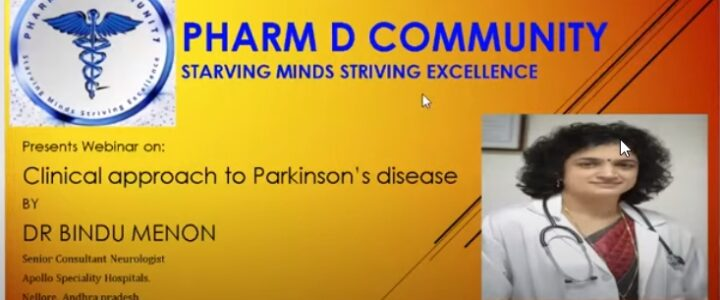 Clinical approach to Parkinson's disease