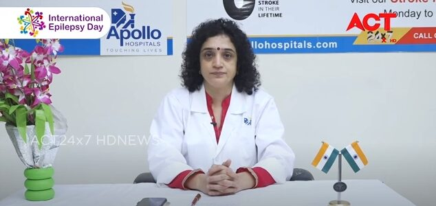 EPILEPSY DAY-SPL Dr. BINDU MENON -ACT 24 X 7
