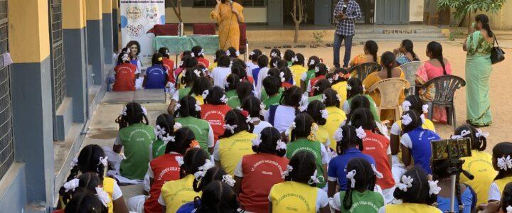 St joseph Girls school 22-02-2020