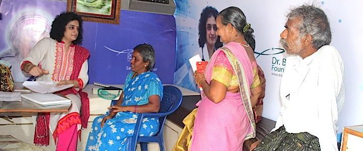 DR BINDU MENON FOUNDATION COMPLETED 4 YEARS OF SERVICE-27th August 2017
