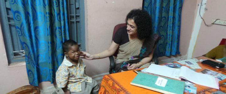 Camp at Pragati Charities-16-09-2017