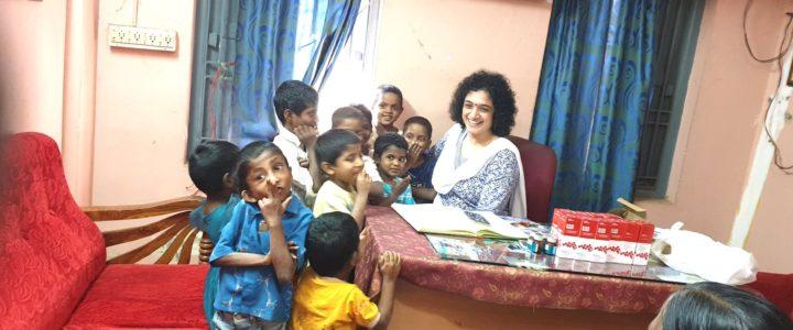 Free Camp at Pragati charities -02-12-2018
