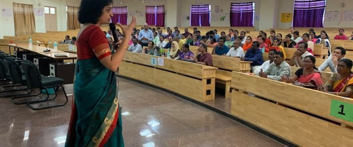 Lecture on Stroke To Medical Officers-04-11-2019