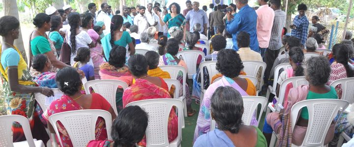 NEUROLOGY ON WHEELS at Vakadu Mandalam, Gollapalem village -02-02-2020