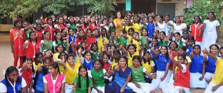 School Awareness programme at St Josephs Girls School.-22-02-2020