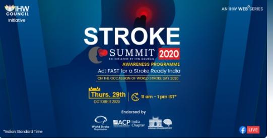 Stroke Summit 2020 Awareness Programme