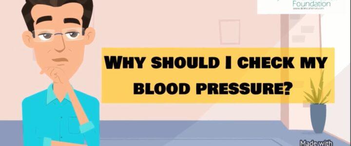 Why should i check my Blood Pressure