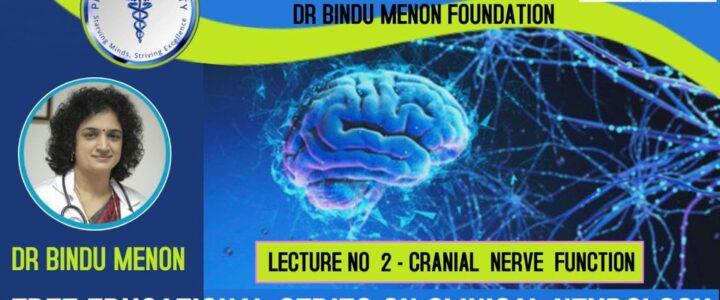 Free Educational Series on Clinical Neurology -Pharm D Community Cranial Nerve Function
